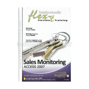 sales monitoring access 2007