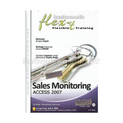 sales monitoring access 2007