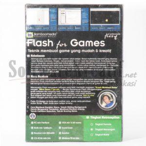membuat game dengan macromedia flash