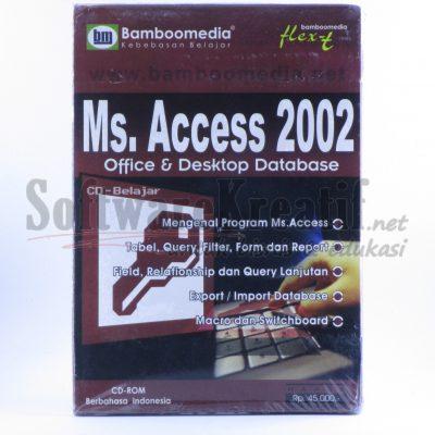 tutorial ms access 2002