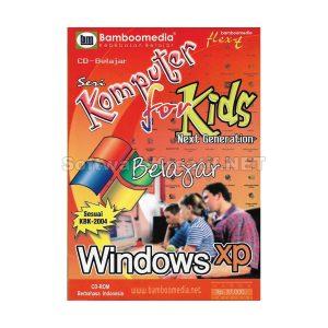 Bamboomedia Seri Komputer Untuk Anak : Belajar Windows XP – Sesuai KBK 2004