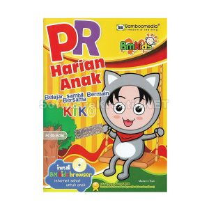 Bamboomedia PR Harian Anak – Game Edukasi Bermain Sambil Belajar Bersama Kiko (Untuk Anak Usia 2 – 8 Tahun)