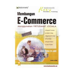 Bamboomedia CD Video Tutorial Membangun E-Commerce Menggunakan VIRTUEMART JOOMLA