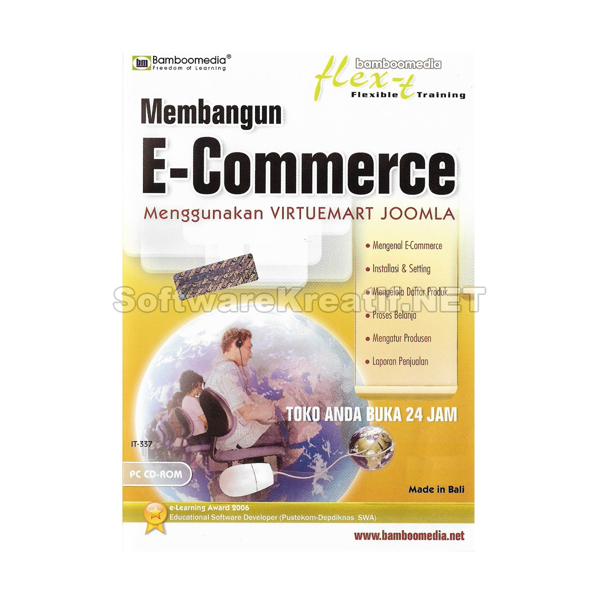 membuat website ecommerce dengan joomla