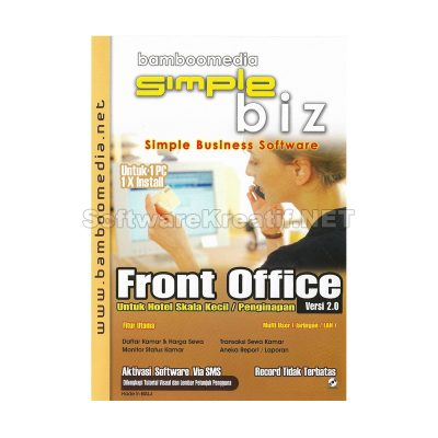 software penginapan front office