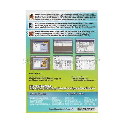 software klinik kesehatan