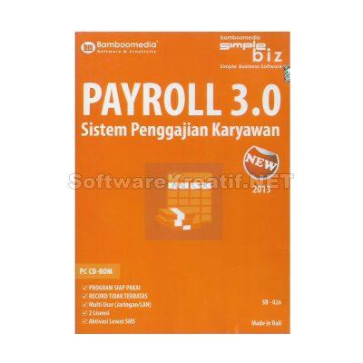 software payroll penggajian karyawan