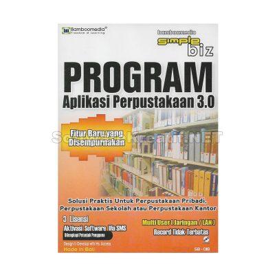 software perpustakaan sekolah