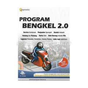 Inspirasibiz Software Program Bengkel 2.0 – Service Kendaraan Dan Penjualan Sparepart