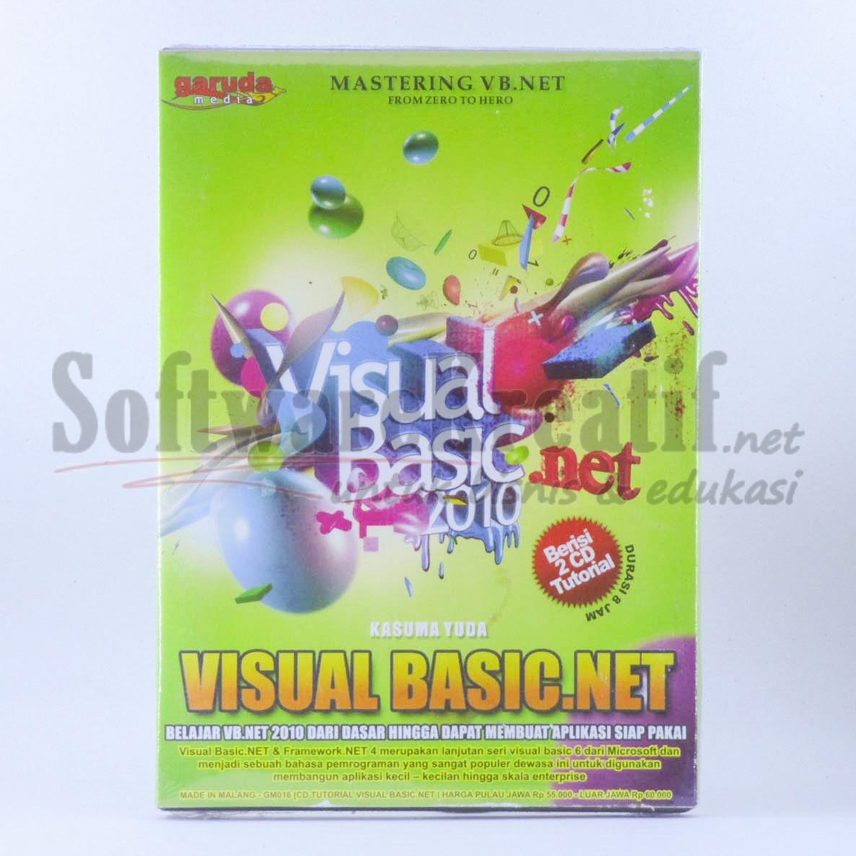 tutorial visual basic.net 2010