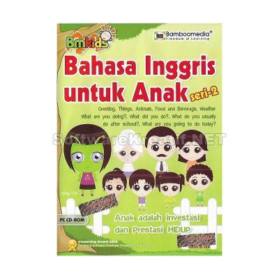 bahasa inggris untuk anak