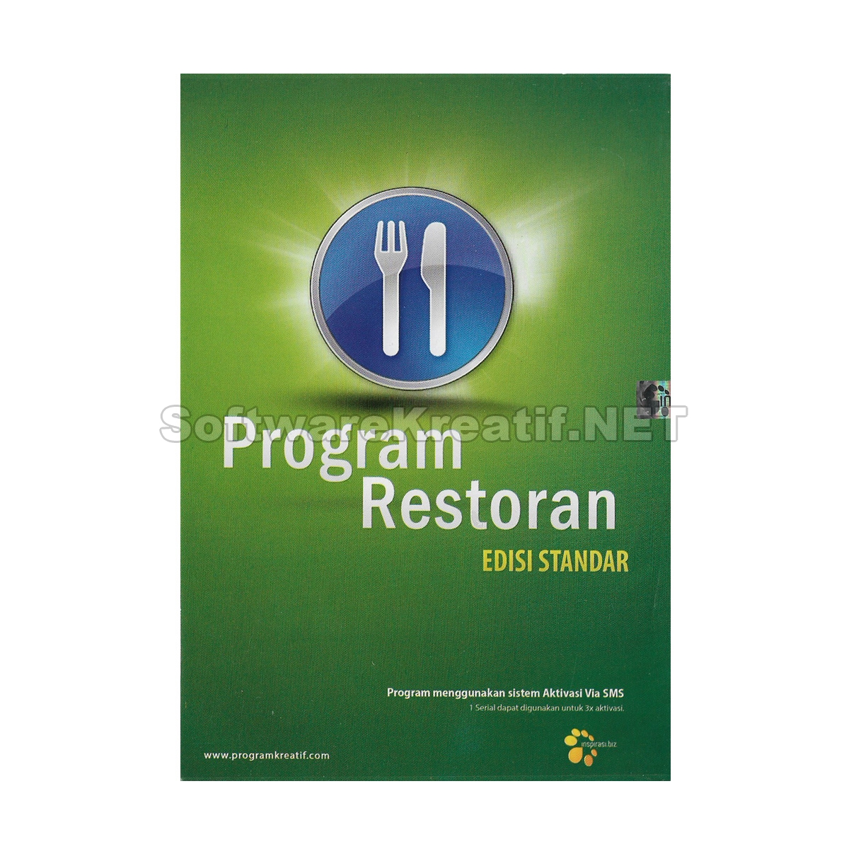 program restoran edisi standard