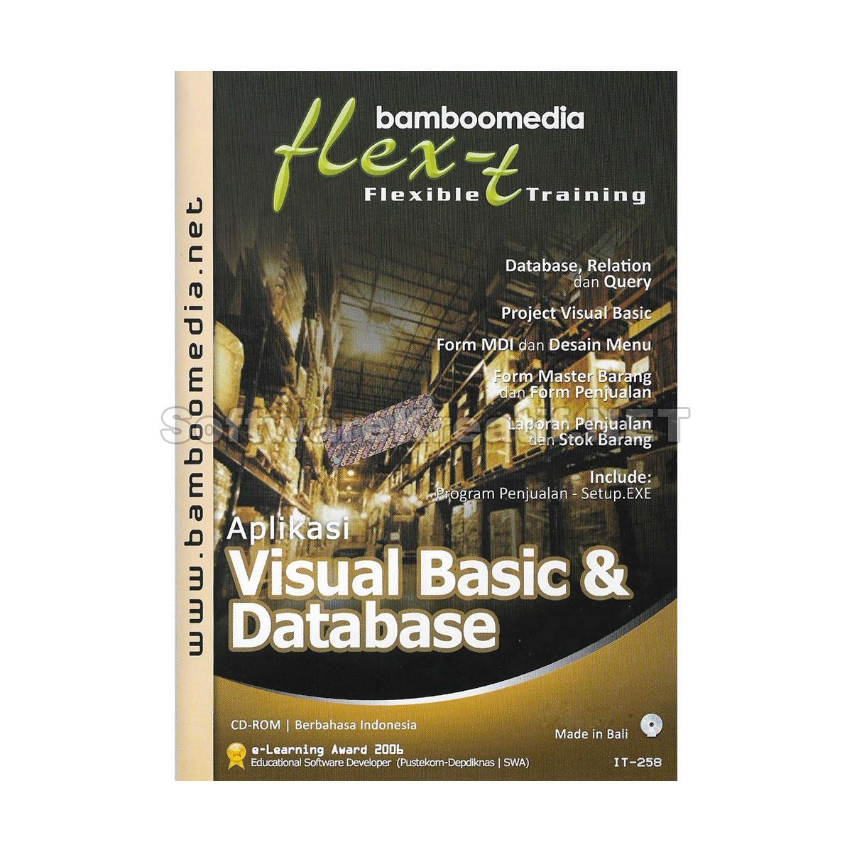 tutorial visual basic database