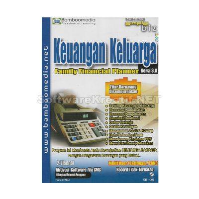 software keuangan keluarga 3.0