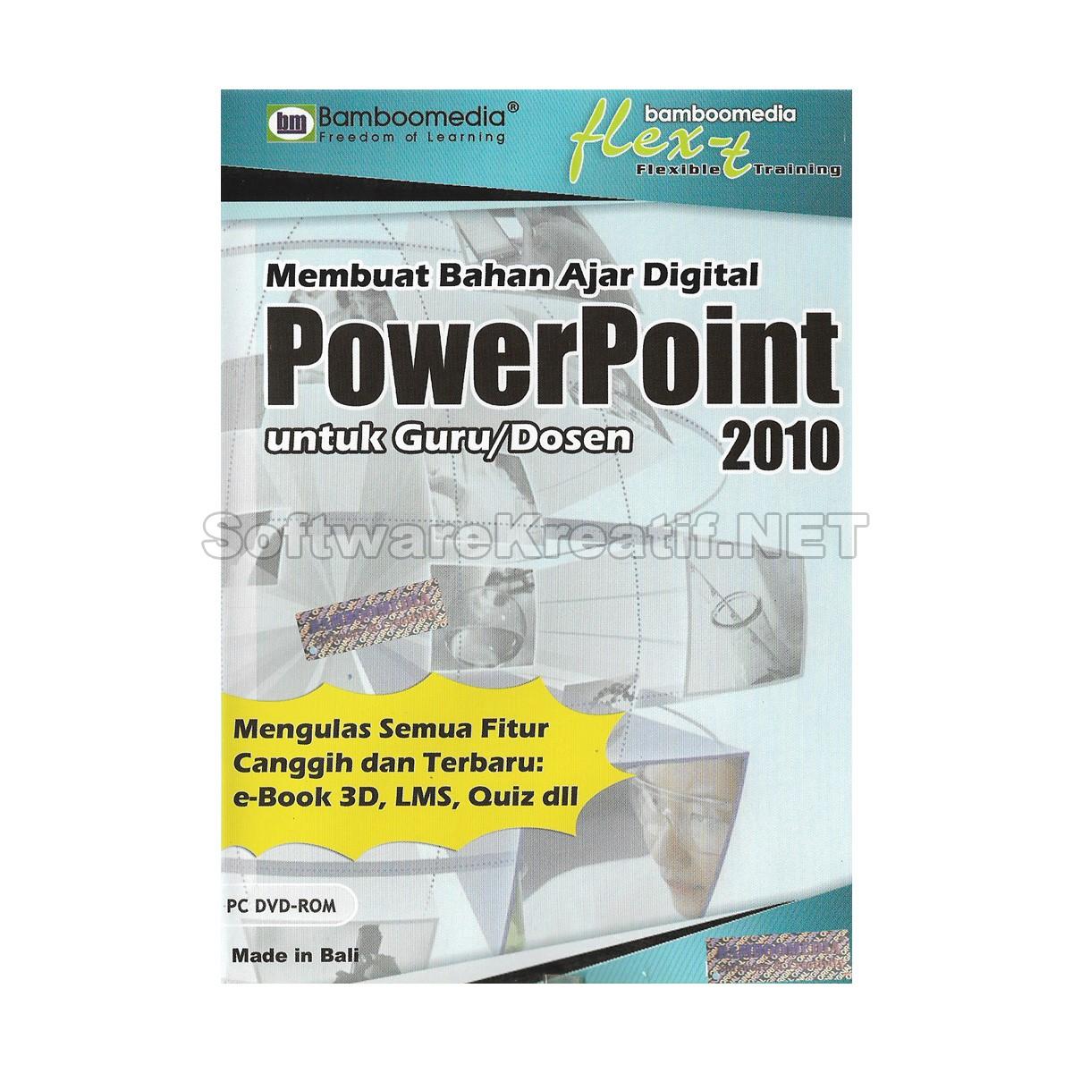 tutorial powerpoint 2010