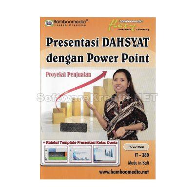 presentasi dengan powerpoint