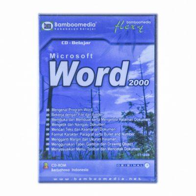 video tutorial ms word 2000