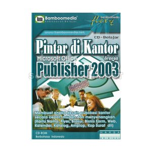 publisher 2003