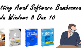 Video Tutorial Setting Awal Software Bamboomedia Pada Windows 8 Dan 10
