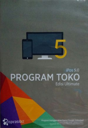 Program Toko IPOS 5 Edisi Ultimate