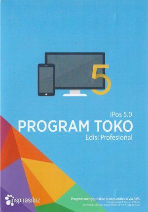 Program Toko IPOS 5 Edisi Profesional