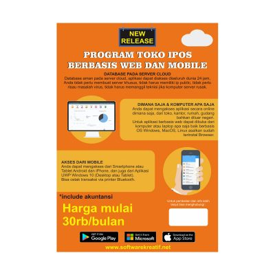 program ipos berbasis web dan mobile