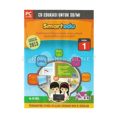 smartedu cd edukasi untuk sd kelas 1