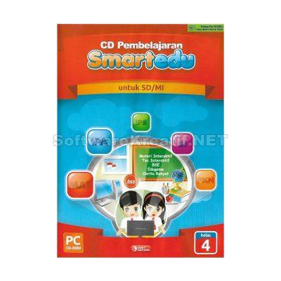 smartedu cd edukasi untuk sd kelas 4
