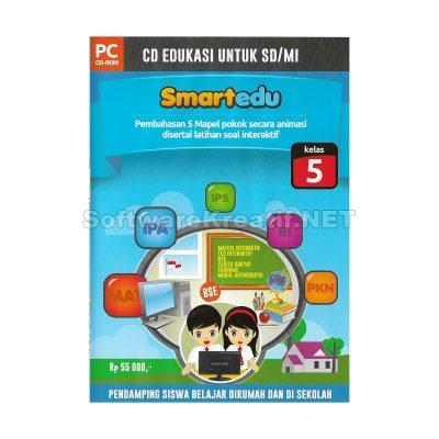 smartedu cd edukasi untuk sd kelas 5