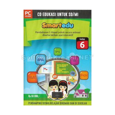smartedu cd edukasi untuk sd kelas 6