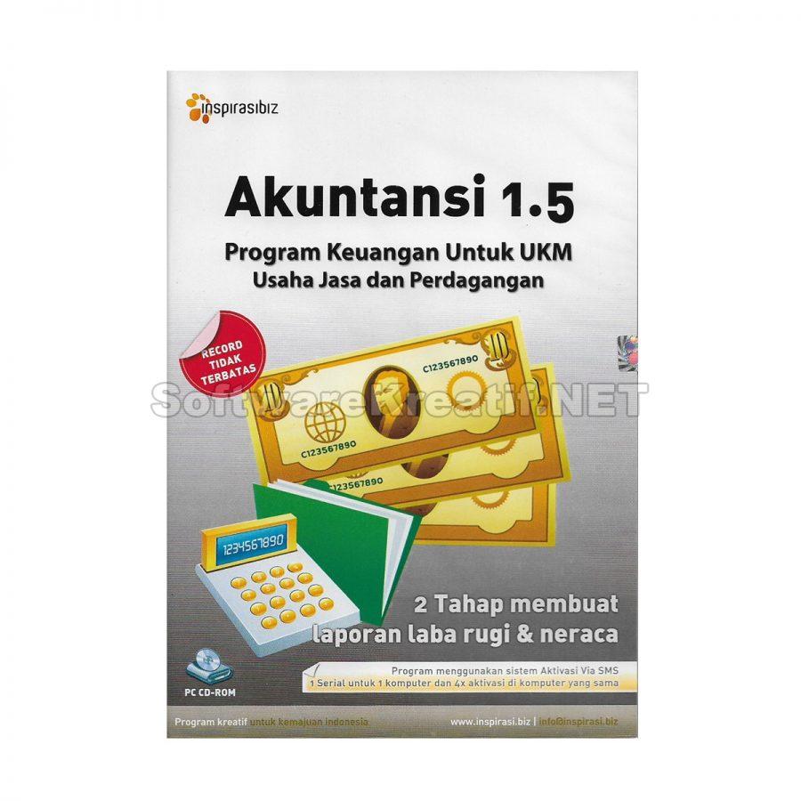 Program Akuntansi 1.5