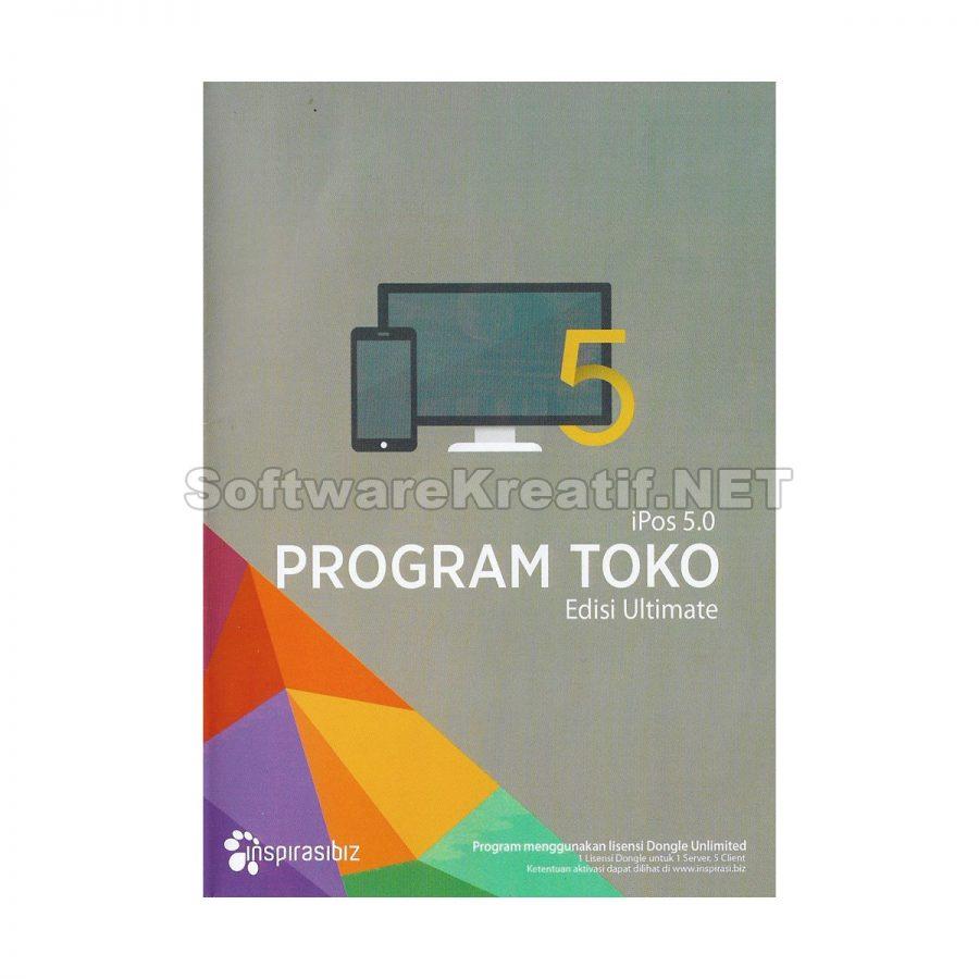 Program Toko iPOS 5.0 Ultimate