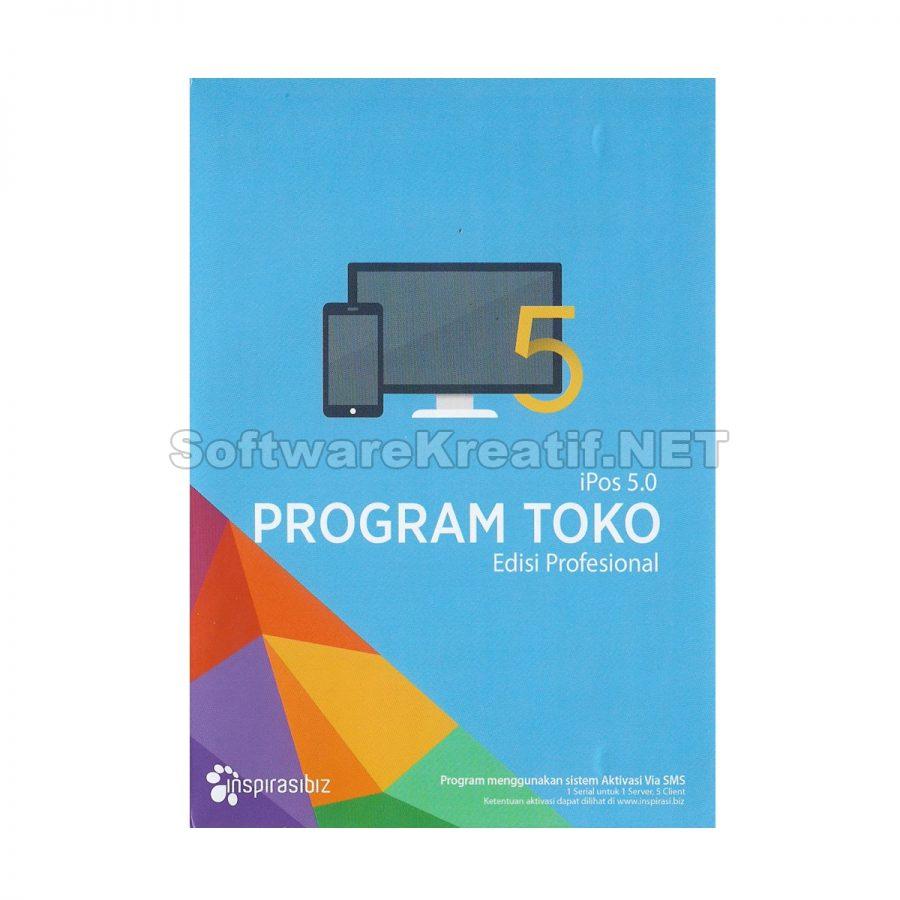 Program Toko iPOS 5.0 Profesional